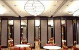 China-Hersteller-Aluminiumwand-Entwurfs-feuerbeständige bewegliche akustische Trennwand