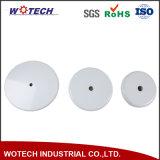 Cubierta de giro modificada para requisitos particulares de la lámpara indicadora del metal