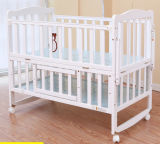 Festes Pine Wood Baby Bed mit Cheap Price