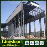 Fábrica de acero de la estructura de acero del diseño que enmarca