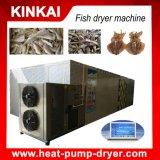 Máquina de processamento secada dos peixes do equipamento de secagem dos peixes da circulação de ar