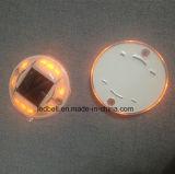 Hotsale 360 도 번쩍이는 태양 도로 장식 못/LED 도로 마커/묘안석