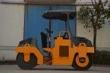 Yzc3h 3 Tonnen-Vibrationsverdichtungsgerät-haltbare hydraulische Strecke-Rolle
