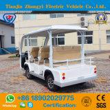 coche de visita turístico de excursión eléctrico barato de las ventas directas de la fábrica 8seats
