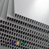Feuille en plastique ondulée de pp pour le module et l'impression