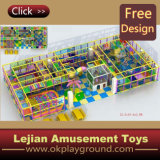 CE populaire Comic Kids Style Indoor Playground