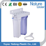 2 Stage Water Filter avec Clear et White Housing