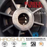 Hand-LKW-Reifen-Laufkatze-Reifen-pneumatischer Eber-Rad-Gummireifen 3.00-4
