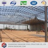 Gitter-Spalte-Stahlkonstruktion-Werkstatt
