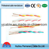 Rvs Twisted Pair Wire 2 * 10 AWG Stranded Copper Wire
