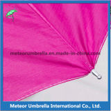 Promotion Gift Use를 위한 Printing를 가진 3 단면도 Outdoor Compact Mini 일요일과 Rain Weather Parasol Umbrella