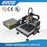 Mini ranurador Machine4040 del CNC