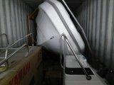 Barco de pesca de la fibra de vidrio de Aqualand 32feet los 9.6m/barco del Panga (320PRO)