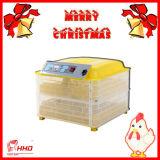 Яичко инкубатора цыпленка 96 яичек автоматическое насиживая машину