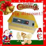 A melhor incubadora do ovo da galinha do preço para a venda Yz8-48