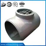 OEM Foundry Ferro Forjado Sand Casting de Peças de Ferro Fundido Sand Casting Qt400 Ggg40