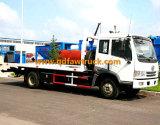 FAW 트럭 15-20 톤 굴착기 수송