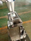 HandelsSamosa Hersteller Ravoli Edelstahl-kleiner Mehlkloß, der Maschine herstellt