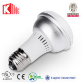 UL R20 5W COB E27/E26 LED Lamp (KING-R20-5C) del CE de Dimmable
