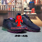 2014 zapatos lentos llenos de los deportes de los zapatos corrientes de la vibración del amortiguador de aire 621078-200