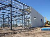 La struttura d'acciaio prefabbricata monta il workshop (KXD-SSW1346)