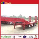 2 кровать тонны Cimc Axles 30 низкая для Semi трейлера