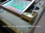 Касание Screen Metal Cabinet 12 Players Roueltte Machine Popular в Венесуэле
