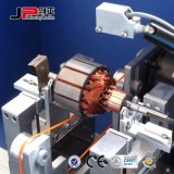 Máquina de equilibrio horizontal del rotor modelo del motor de JP con la mejor calidad