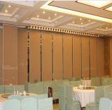 Hoher fehlerfreier Beweis-hölzerne Partition, bewegliche Wände für Wedding Hall