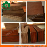 19/21 pli 28mm Container Floor, Keruing Plywood pour Container Floors