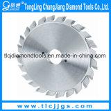 Lame de scie à tôle circulaire Tungsten Carbide Tip pour bois