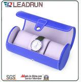 木製の腕時計包装ボックスビロードのレザー・ペーパーの腕時計の記憶のケースの腕時計のパッキングギフトの表示荷箱(YS195)