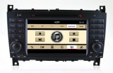 Car Audio Con TMC DVB-T per M. Benz CLC (2008-2010) (MPEG4) giocatore gps