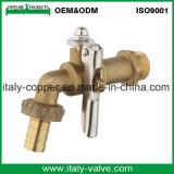 品質の黄銅は造ったロックできる蛇口(AV2030)を