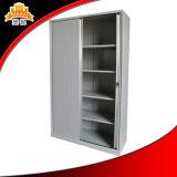 Cabinas de almacenaje de acero plásticas de fichero de la oficina del cabinete de archivo de la puerta del obturador del rodillo de Tambour