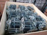 Ringlock Baugerüst-Stahlstrichleiter Brakect