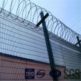Anti montée de 358 frontières de sécurité clôturant la 2D