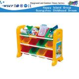 Rabatt-Plastikspeicher-Schrank-Kindergarten-Möbel (M11-07312)