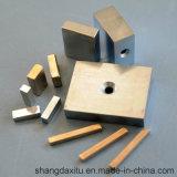 Магнит блока. Постоянный магнит NdFeB цилиндра высокого качества. N33-N52; 38m-48m; 35h-48h; 30sh-45sh; 30uh-45uh; 38eh