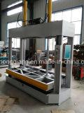 (HQ1325-50T) Machine froide hydraulique de travail du bois de machine de presse de commande numérique par ordinateur