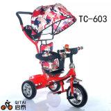 세발자전거 3 짐수레꾼 유모차가 1대의 아이 다기능 아기 세발자전거에 대하여 4에 의하여, 유모차, 농담을 한다