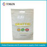 Курьер регулируя упаковывая мешок с печатание OEM