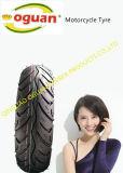 Garanzia della qualità di una gomma del motociclo di 100/90-10