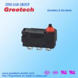 Commutateur micro imperméable à l'eau scellé subminiature utilisé dans le véhicule et des jouets
