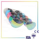 Men&prime ; Mâle polarisé par femmes en verre de Sun de miroir de S conduisant des lunettes de soleil de pêche