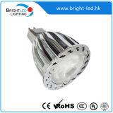 LEDの点の照明を広告する卸売価格3W RGB LEDライト