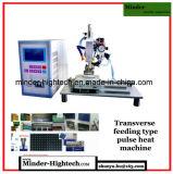 Type alimentant transversal de soudure de machine de barre chaude de la chaleur de pouls