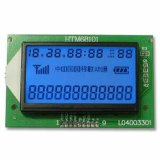Écran LCD de segment de Tn sept