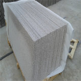 Laizhou 화강암 채석장 Bella 백색 밝은 회색 화강암에서 중국 G603 화강암