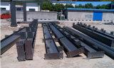 Galvanización caliente del DIP y marco de la estructura de acero de la pintura / plataforma (SSF-003)